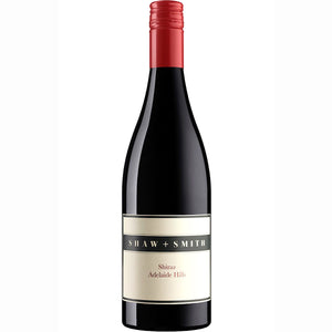 2017 Shaw + Smith Adelaide Hills Shiraz 6 Bottle Case 75cl