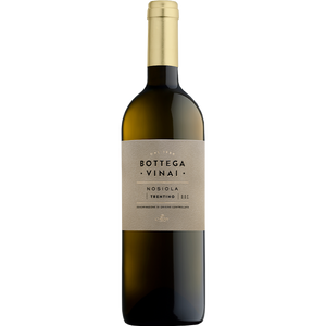Bottega Vinai Trentino Nosiola 6 Bottle Case 75cl