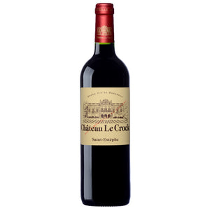 Château Le Crock, Le Saint Estèphe 12 Bottle Case 75cl