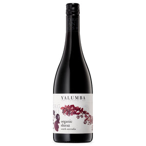 Yalumba Organic Shiraz 6 Bottle Case 75cl