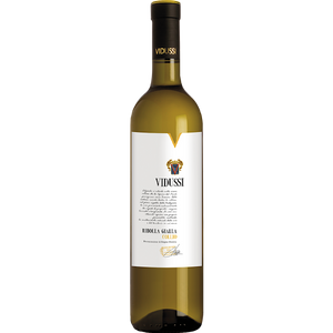 Vidussi Collio Ribolla Gialla 6 Bottle Case 75cl