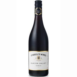 Tyrrell's, Hunter Valley, Shiraz, Australia 6 Bottle Case 75cl