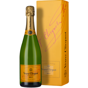 Veuve Clicquot Champagne Gift Box 6 Bottle Case 75cl