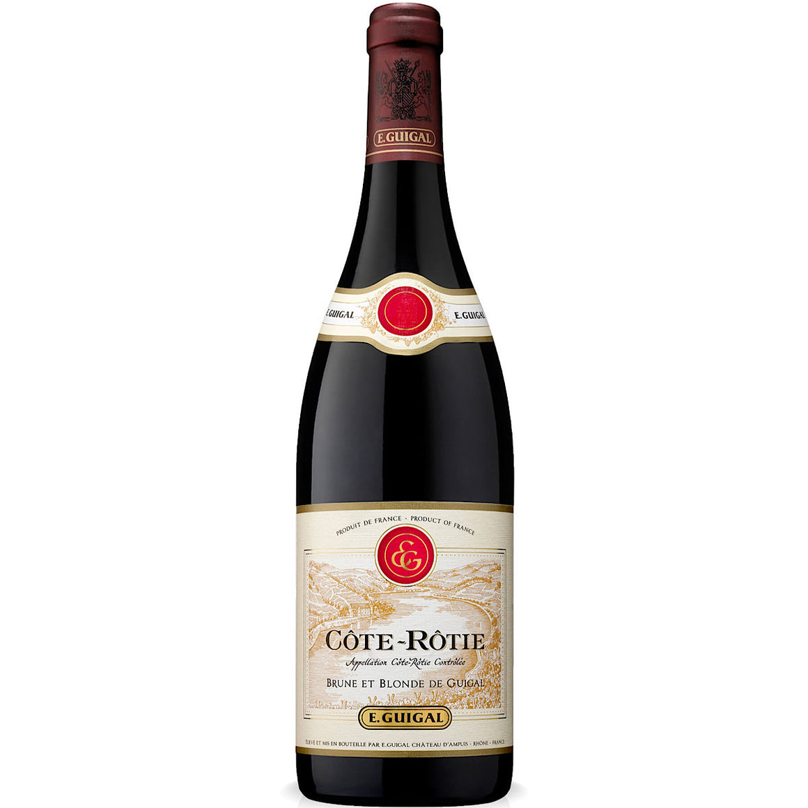 Guigal Cote Rotie 6 Bottle Case 75cl