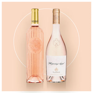 EXCLUSIVE CLANDESTINE ROSE COMBO 75CL