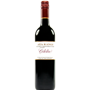 Ata Rangi `Célèbre` Martinborough Merlot/Syrah/Cabernet Sauvignon (6 Bottle Case) 75cl