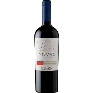 Novas Gran Reserva Cabernet Sauvignon, Maipo Valley  6 Bottle Case 75cl