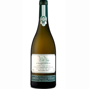 Springfield Estate Wild Yeast Chardonnay 6 Bottle Case 75cl
