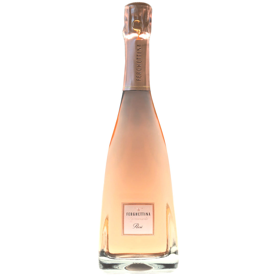Ferghettina Franciacorta Rosé Brut 6 Bottle Case 2015