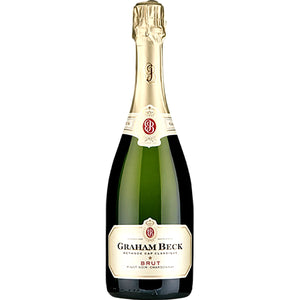 Graham Beck Brut NV 6 Bottle Case 75cl