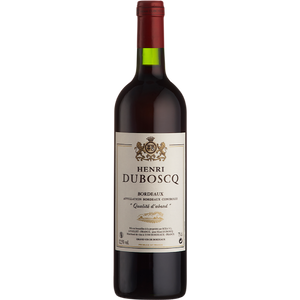 Duboscq Claret, Bordeaux 6 Bottle Case 75cl