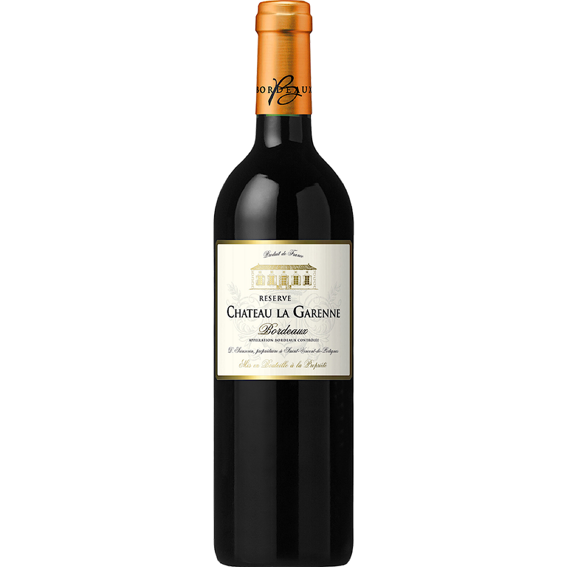 Château La Garenne Bordeaux Rouge 6 Bottle Case 75cl