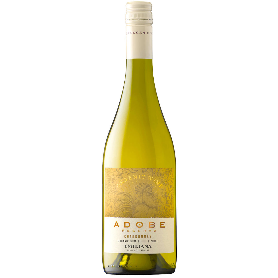 Adobe Reserva Chardonnay 12 Bottle Case