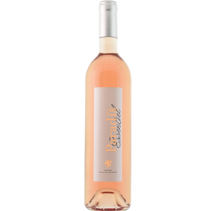 Coteaux d`Aix en Provence Rose `Essenciel`Chateau Paradis 6 Bottle Case 75cl