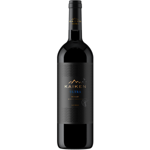 Kaiken Ultra Mendoza Merlot 6 Bottle Case 75cl