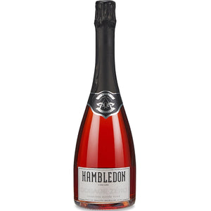 Hambledon Premier Cuvee  Rose Brut Zero 6 Bottle Case 75cl
