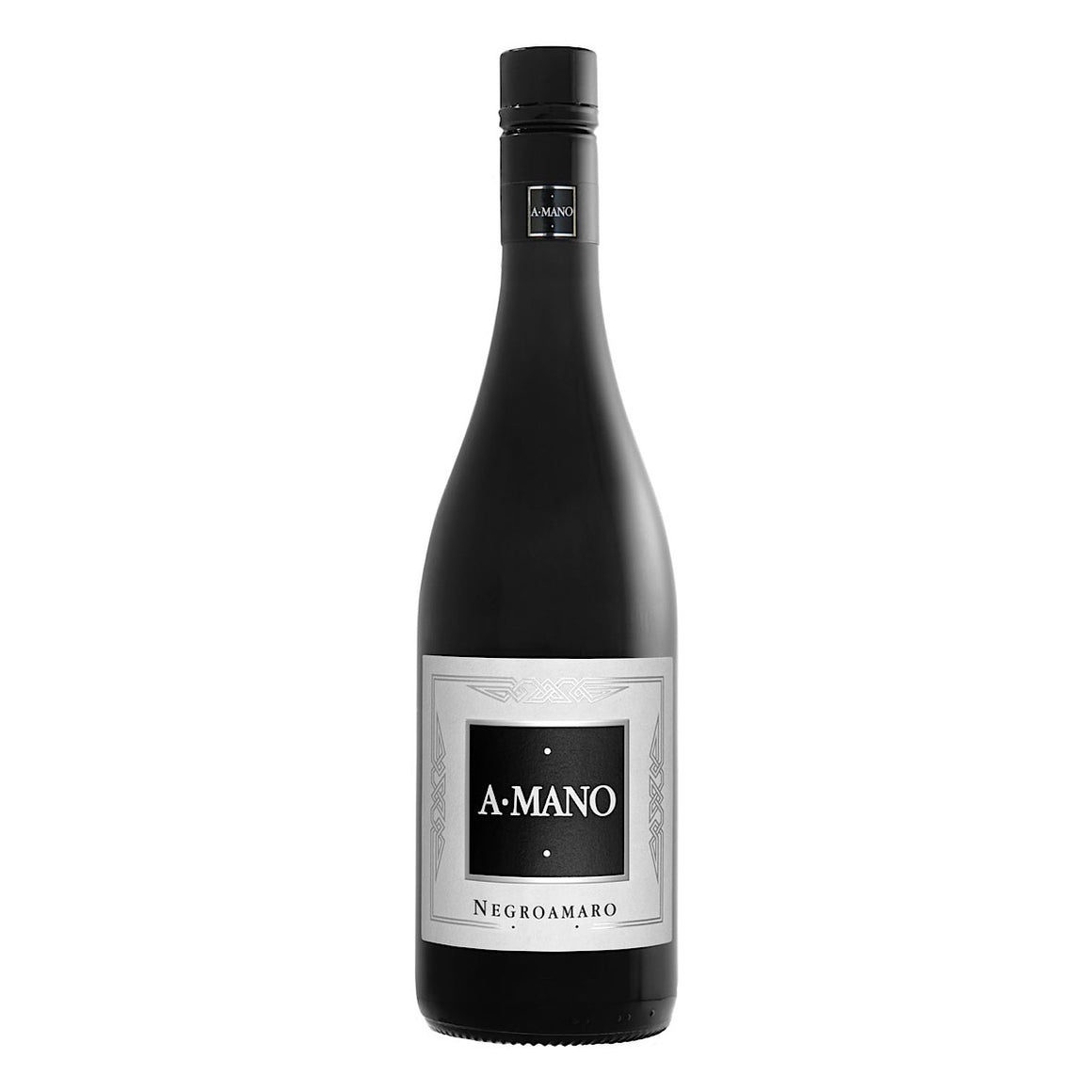 A Mano Negroamaro 6 Bottle Case 75cl