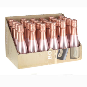 Bottega Gold Prosecco Rose mini 24 pack 20cl