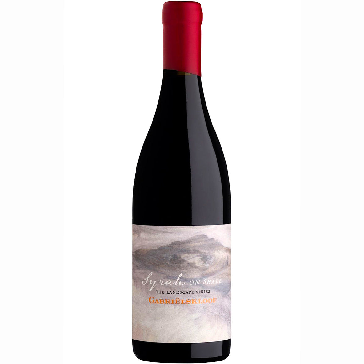 2015 Gabriëlskloof `Syrah on Shale` Walker Bay 6 Bottle Case 75cl