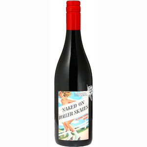 Some Young Punks Naked on Roller Skates Shiraz Mataro 2019 6 Bottle Case 75cl
