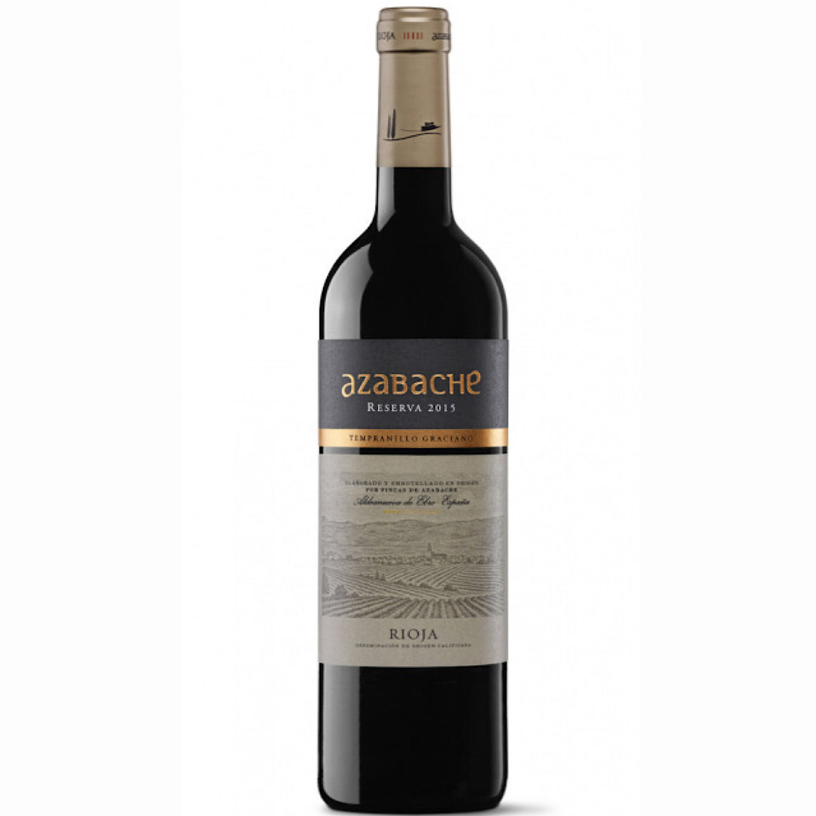 Azabache Reserva Rioja 6 Bottle Case 75cl