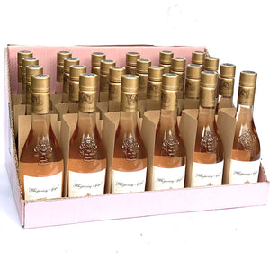 Whispering Angel Rose 24 Half Bottle Case 2019
