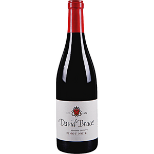 David Bruce Pinot Noir Sonoma County 12 Bottle Case 75cl