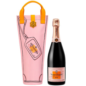 Veuve Clicquot Rose Champagne Shopping Bag Edition 75cl