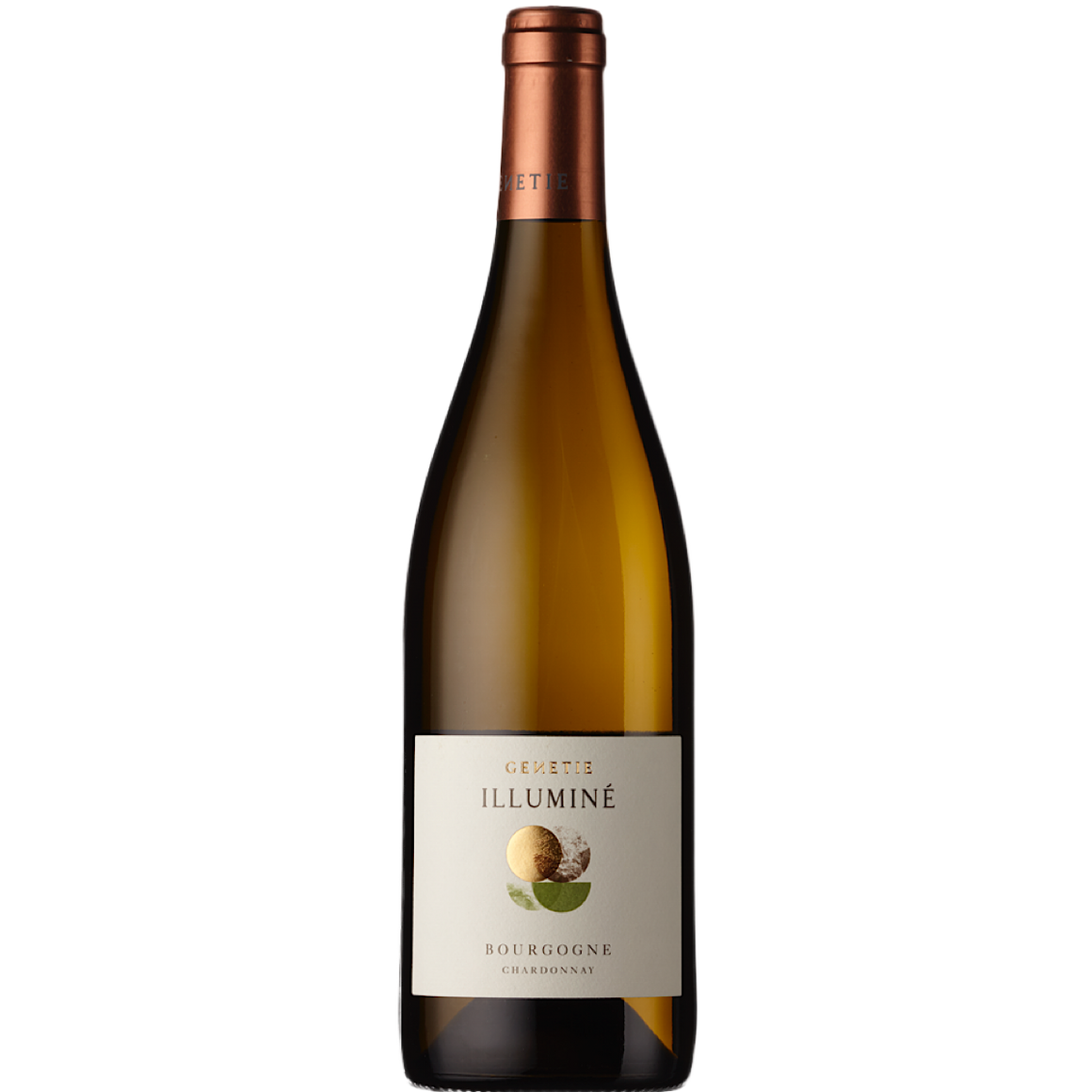 GENETIE Bourgogne Chardonnay 'Illuminé' 6 Bottle Case 75cl