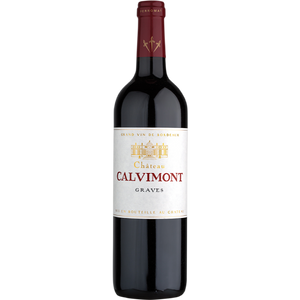 Château Calvimont Rouge, Graves 6 Bottle Case 75cl