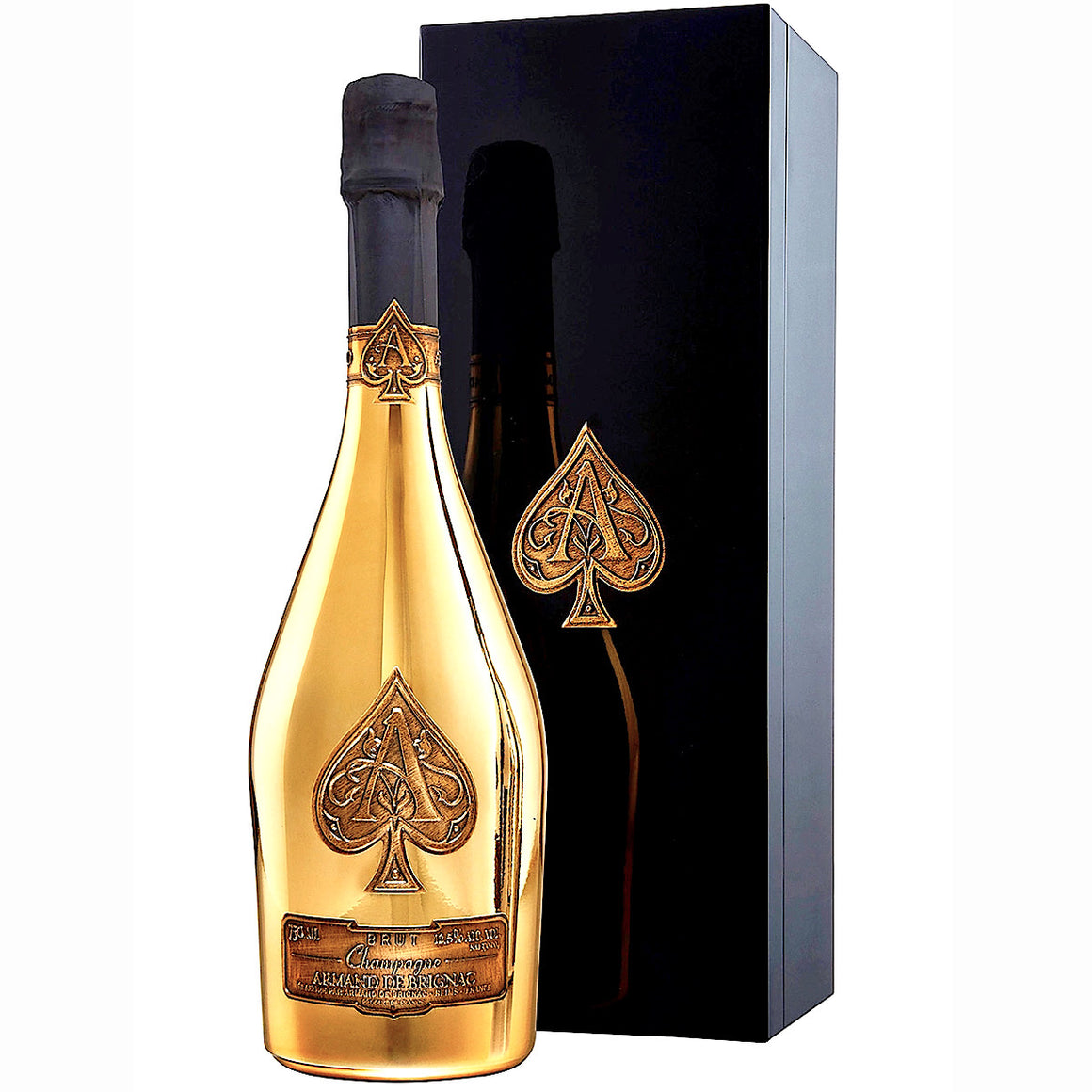 Armand de Brignac Champagne Ace of Spades Gift Box 75cl