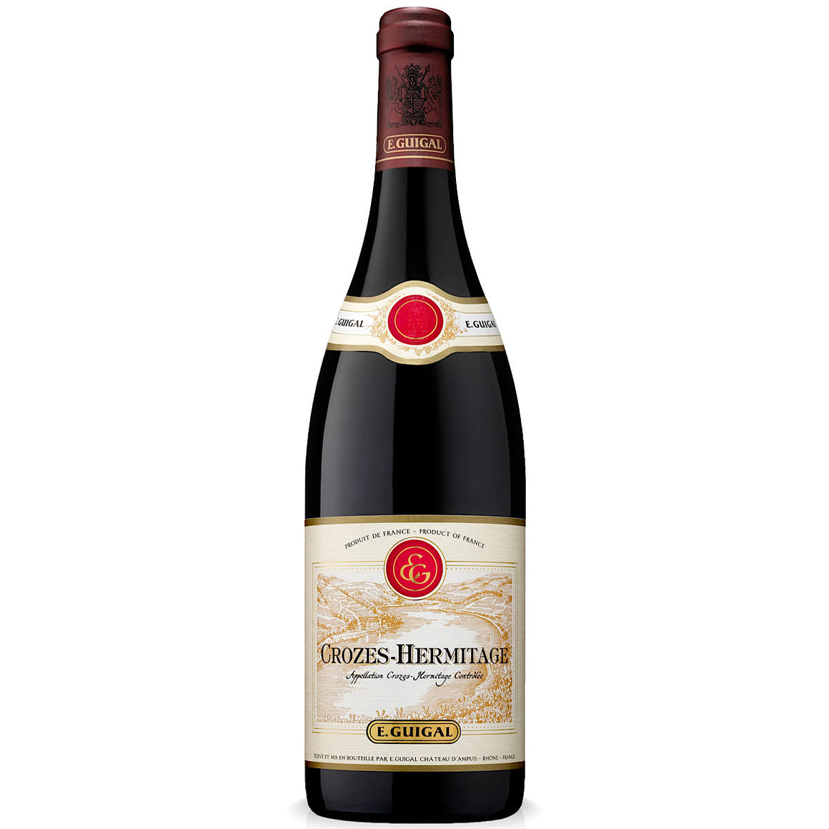 Guigal Crozes Hermitage Rouge  6 Bottle Case 75cl