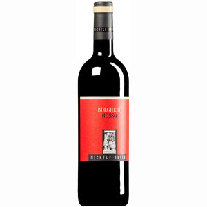 Michele Satta's Bolgheri Rosso 2018 6 Bottle Case 75cl