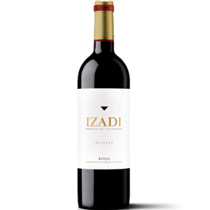 Izadi Rioja Reserva 6 Bottle Case 75cl