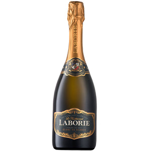 KWV Laborie Blanc de Blancs Sparkling Wine 6 Bottle Case 75cl