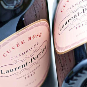 Laurent-Perrier Cuvee Rose Non Vintage Champagne in Gift Box