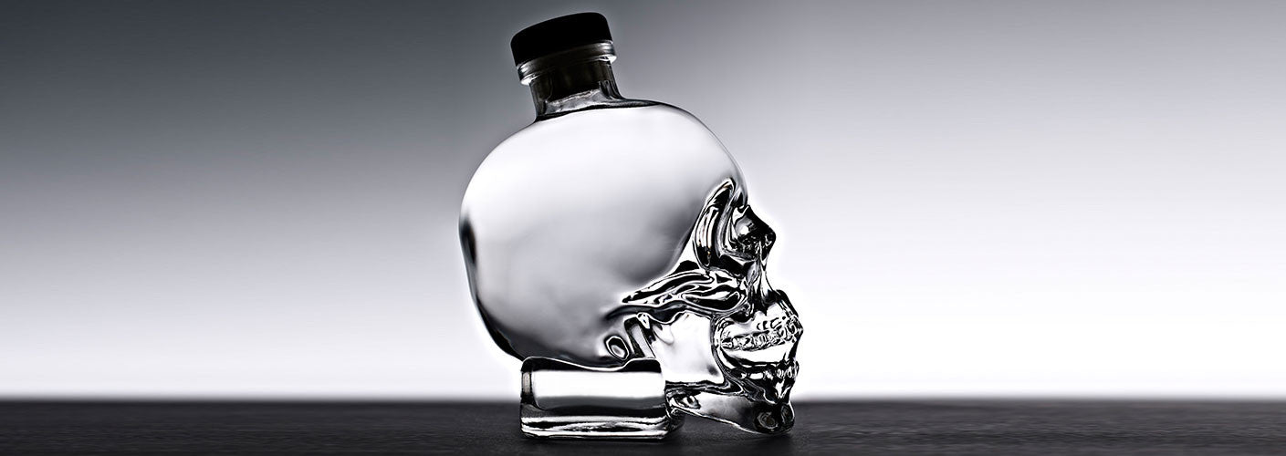 Crystal Head Vodka Gift Boxed