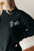 *NEW* DAYDREAMER LA FENDER THE SOUND OVERSIZED LONG SLEEVE | VINTAGE BLACK