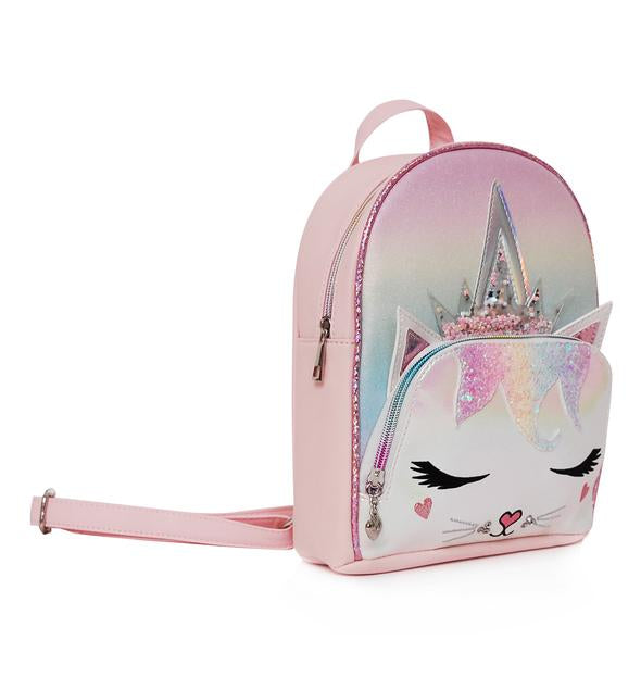 OMG KIDS BELLA OMBRE GLITTER MINI BACKPACK