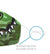 OMG KIDS GREEN CAMO CROCODILE FACE MASK (FINAL SALE)