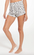 *NEW* Z SUPPLY BREE BRUSHED SLUB LEOPARD SHORT