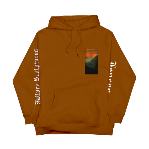FENCES FAILURE SCULPTURES PULLOVER HOODIE