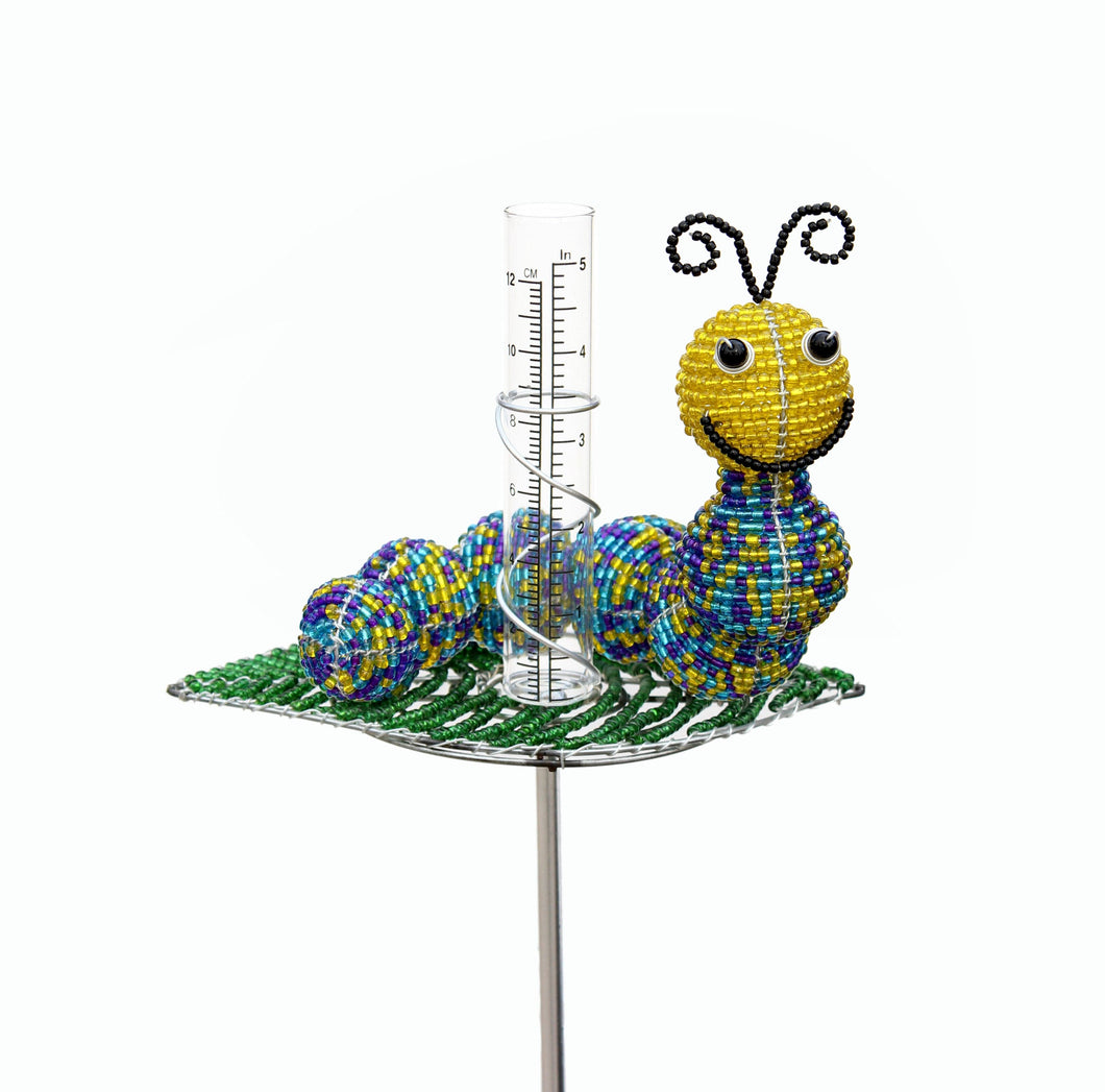Décor rain gauges