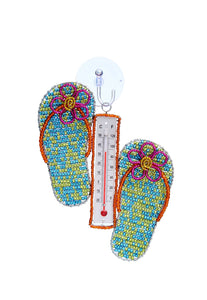 Window Thermometer Flip Flop