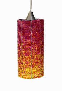 Cylinder, Sunrise Pendant Light