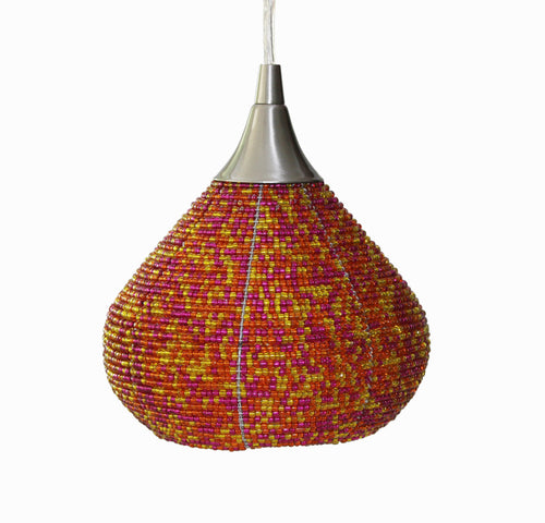 Pendant Light, LeGourde Sunrise