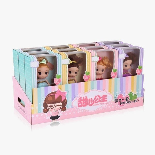 Pick Up Princess Toy Box