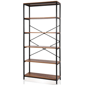 Shop for eshion children bookcases 4 layer shelf storage bookshelf furniture adjustable book shelving us stock one size 5505 5 shelf brown