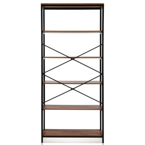 Top rated eshion children bookcases 4 layer shelf storage bookshelf furniture adjustable book shelving us stock one size 5505 5 shelf brown