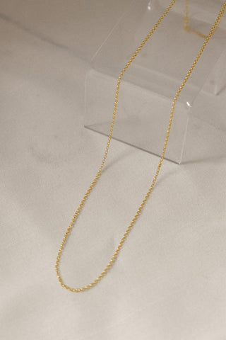 Gemma Pearl Necklace